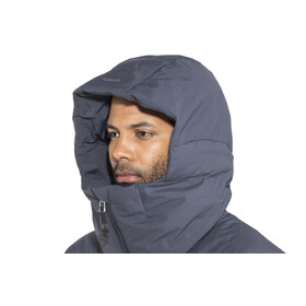 Bergans Stranda Down Hybrid Jacket Men Dark Navy/Dark Fogblue